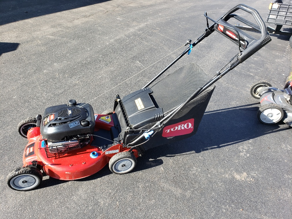 Toro Rotary Mower 21inch Self Propelled