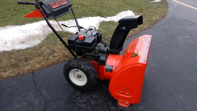 MTD Snowblower 8Hp 26