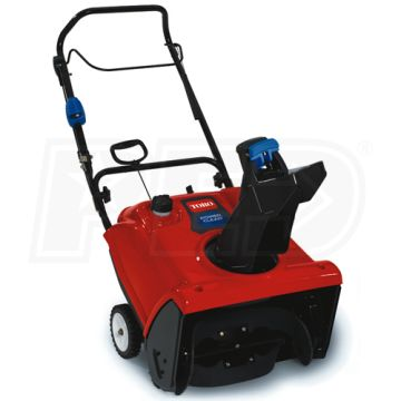 Toro Snowblower 21in 2-cycle