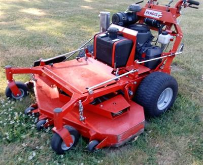 Ferris Walk Behind Mower 26hp 52inch w/bag