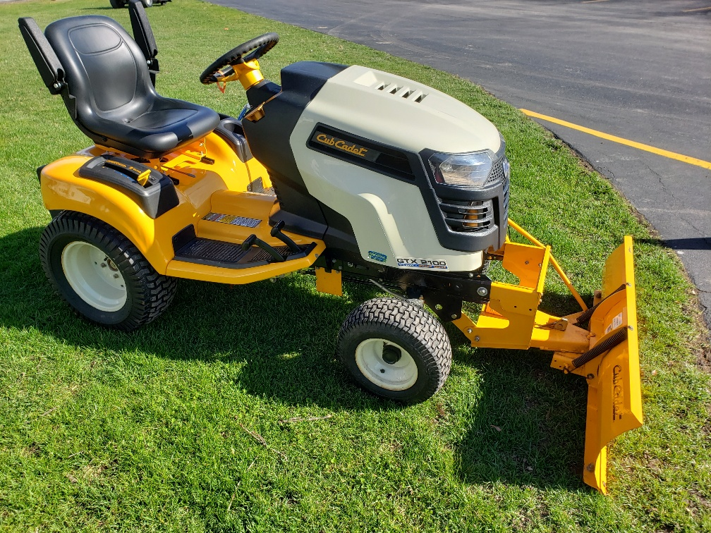 Cub Cadet Tractor Snowblower plow 48 Mower