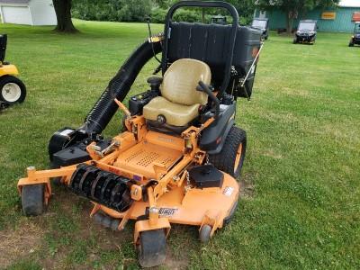Scag Tiger Cat 23hp Kawasaki 61 w/bag